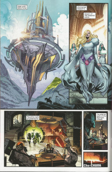 Extrait de Free Comic Book Day 2020 -1- X-Men / Dark Ages
