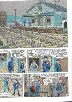 Extrait de Les tuniques Bleues - La Collection (Hachette, 2e série) -1016- Bronco benny