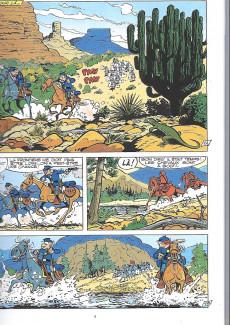 Extrait de Les tuniques Bleues - La Collection (Hachette, 2e série) -1117- El padre