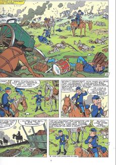 Extrait de Les tuniques Bleues - La Collection (Hachette, 2e série) -1420- Black face