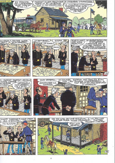 Extrait de Les tuniques Bleues - La Collection (Hachette, 2e série) -1521- Les cinq salopards