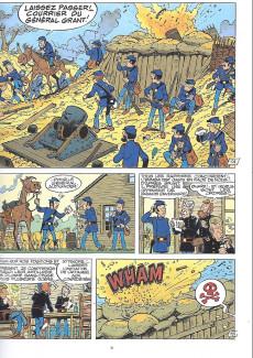 Extrait de Les tuniques Bleues - La Collection (Hachette, 2e série) -1622- Des bleus et des dentelles