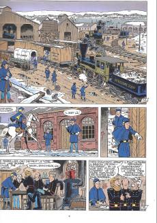 Extrait de Les tuniques Bleues - La Collection (Hachette, 2e série) -1723- Les cousins d'en face