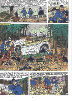 Extrait de Les tuniques Bleues - La Collection (Hachette, 2e série) -1925- Des bleus et des bosses