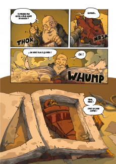 Extrait de Voro -5- L'armée de la pierre de feu - Deuxième partie