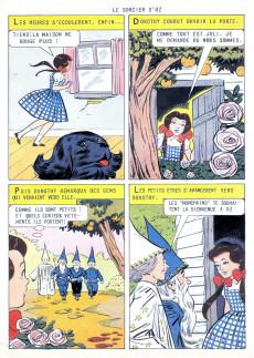 Extrait de Pixi (classiques illustrés) -10- Le sorcier d'Oz
