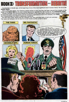 Extrait de Marvel Saga the Official History of the Marvel Universe (The) (Marvel comics - 1985) -2- Issue # 2