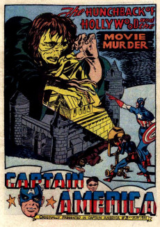 Extrait de Fantasy Masterpieces Vol.1 (Marvel comics - 1966) -3- Issue # 3