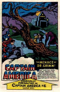 Extrait de Fantasy Masterpieces Vol.1 (Marvel comics - 1966) -4- Issue # 4
