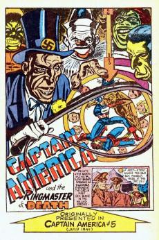 Extrait de Fantasy Masterpieces Vol.1 (Marvel comics - 1966) -5- Issue # 5