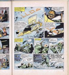 Extrait de Tanguy et Laverdure -7c1975- Cap zéro