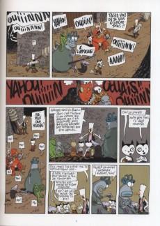 Extrait de Donjon Parade -4- Des fleurs et des marmots