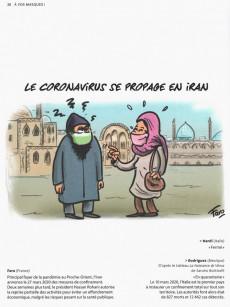 Extrait de Cartooning for Peace - A vos masques!