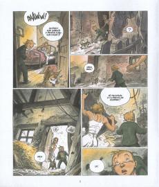 Extrait de La bête (Frank Pé/Zidrou) -06- Épisode VI