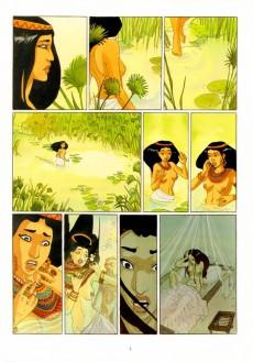 Extrait de Sur les terres d'Horus -4- Nakhtamon ou la colère de Sekhmet