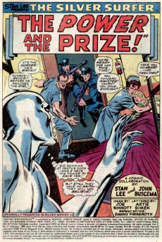 Extrait de Fantasy Masterpieces Vol.2 (Marvel comics - 1979) -3- The Power and the Prize!