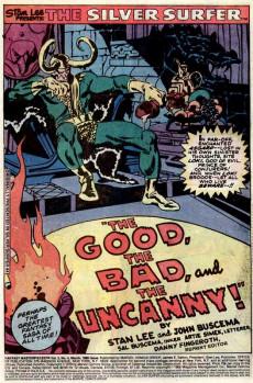 Extrait de Fantasy Masterpieces Vol.2 (Marvel comics - 1979) -4- Issue # 4
