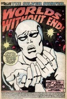Extrait de Fantasy Masterpieces Vol.2 (Marvel comics - 1979) -6- Worlds Without End!