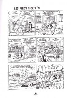 Extrait de Pieds Nickelés (Le meilleur des) -5a2019- Taloches, traquenards et p'tites combines... les Pieds Nickelés mettent les gaz !