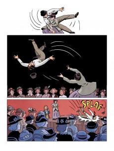 Extrait de Jujitsuffragettes