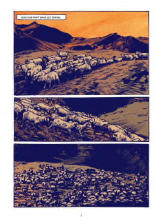 Extrait de Le loup -a2019- Le Loup