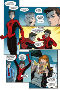 Extrait de Peter Parker : The Spectacular Spider-Man -2- Réécrivons l'avenir