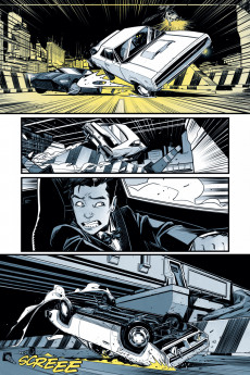 Extrait de Batman - Nightwalker - Batman : Nightwalker