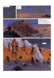 Extrait de Le monde d'Arkadi -7- Le Château d'Antarc