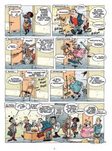 Extrait de Les profs -1a2007- Interro surprise