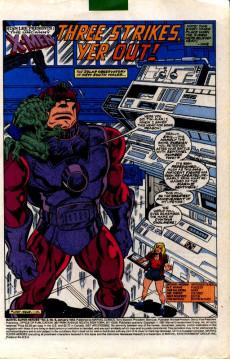 Extrait de Marvel Super-Heroes Vol.2 (Marvel comics - 1990) -8- Winter Special