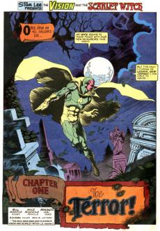 Extrait de Marvel Super-Heroes Vol.2 (Marvel comics - 1990) -10- Summer Special