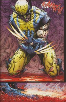 Extrait de Wolverine : Le Retour de Wolverine (Marvel Deluxe) - Wolverine : Le Retour de Wolverine