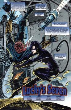 Extrait de Birds of Prey - Black Canary -HC- Birds of Prey avec Catwoman