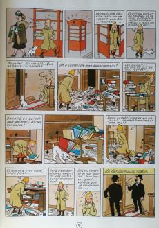 Extrait de Tintin (Historique) -11D2012- Le secret de la Licorne