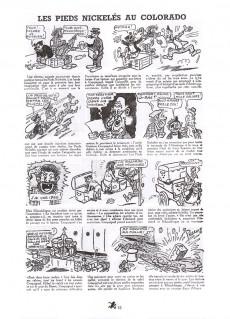 Extrait de Pieds Nickelés (Le meilleur des) -6a2019- Crocs-en-jambes et coups fourrés... les pieds nickelés champions de l'embrouille !