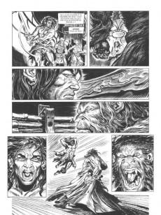 Extrait de Conan le Cimmérien -10TL- La maison aux trois bandits