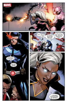 Extrait de Dawn of X -1- Volume 01