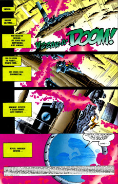 Extrait de Fantastic Four 2099 (Marvel comics - 1996) -1- Issue # 1