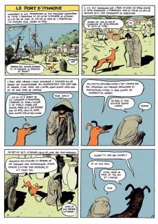Extrait de Socrate le demi-chien -2- Ulysse