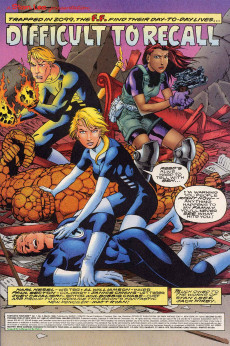 Extrait de Fantastic Four 2099 (Marvel comics - 1996) -3- Issue # 3