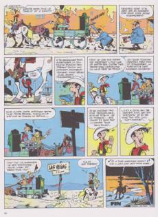 Extrait de Lucky Luke -48Ind2007- Le bandit manchot