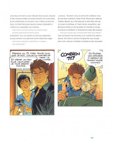 Extrait de (AUT) Francq - Largo Winch : l'art du dessin de Philippe Francq