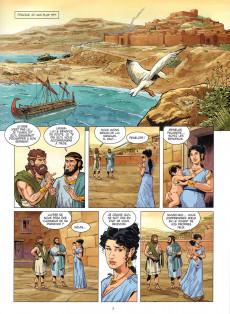 Extrait de L'odyssée (Bruneau) -4- Le triomphe d'Ulysse