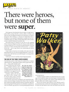Extrait de Marvel 75th Anniversary Magazine (Marvel comics - 2014) - Marvel 75th Anniversary Magazine