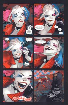 Extrait de Harley Quinn Rebirth -9- Harley à l'épreuve