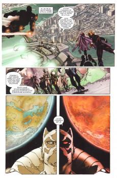 Extrait de The new Avengers (Marvel Now!) -INT02- Un Monde Parfait