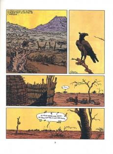 Extrait de Martin Milan (2e Série) -5- L'enfant à la horde