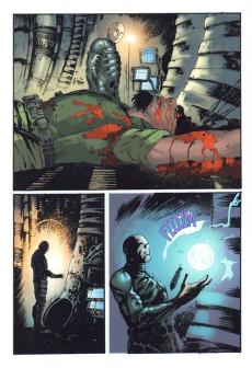 Extrait de Prometheus : Life and death -2- Prometheus