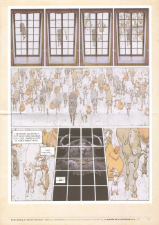 Extrait de Le château des Animaux -6- La Gazette du Château n°6