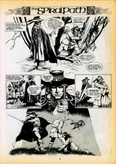 Extrait de Warrior (Quality comics - 1982) -4- Issue # 4
